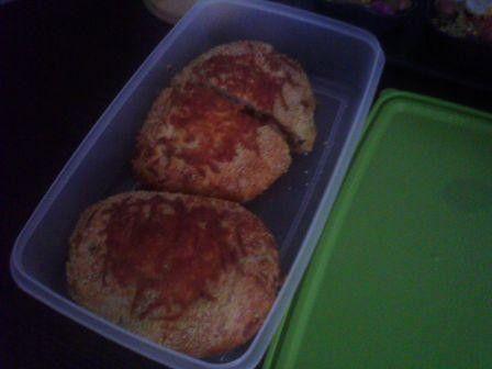 Filet mignon de lapin en croute - Filet mignon en croute jambon ...